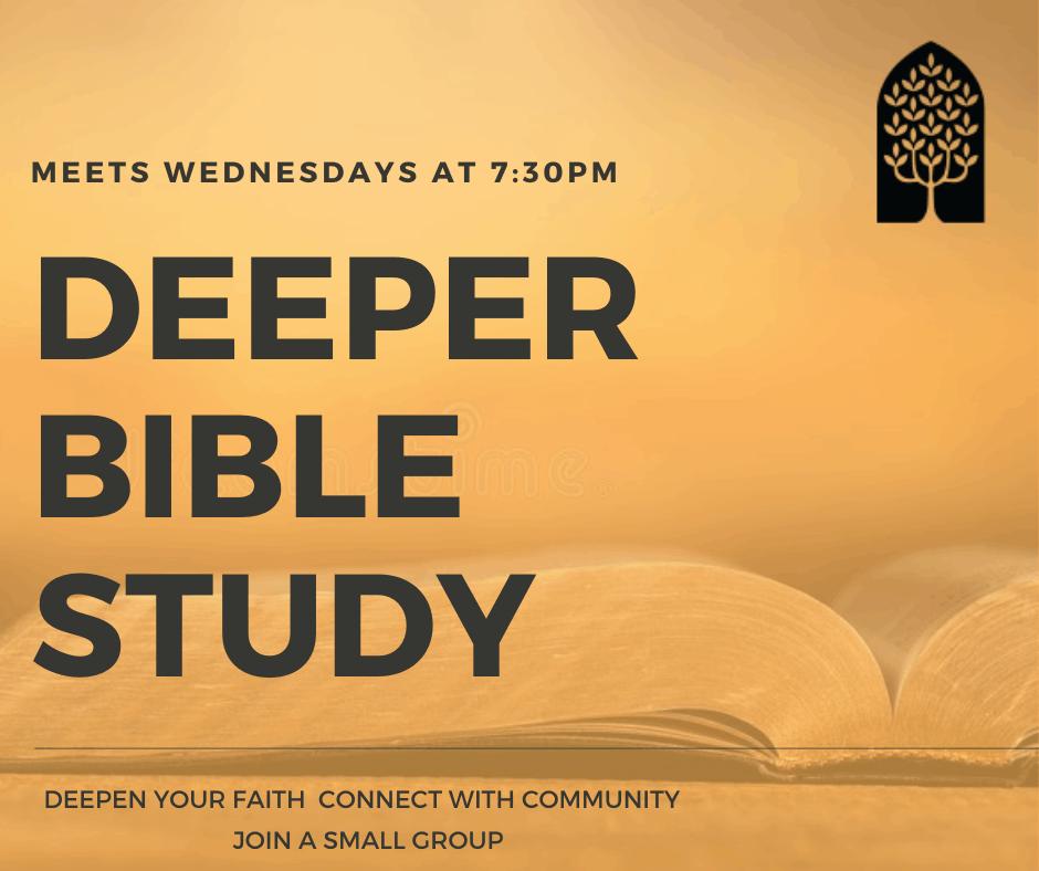 Deeper Bible Study